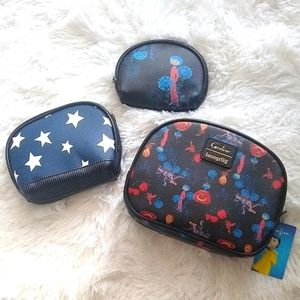 Loungefly Coraline Cosmetic Bag Set